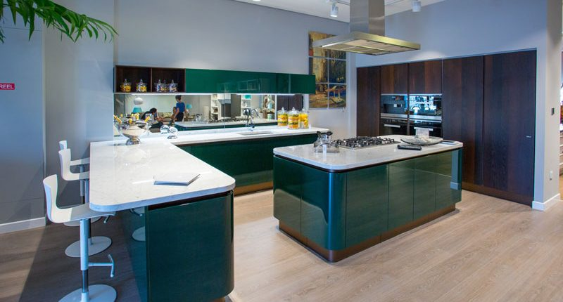 Febal Casa Italian Kitchen design showroom